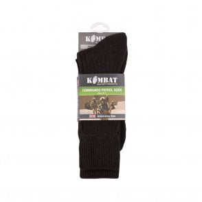 Army Patrol Socks Black