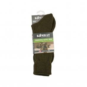 Army Patrol Socks Olive Green