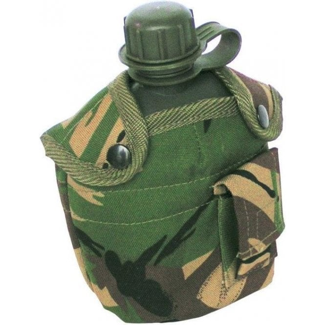 Kombat Army Utility Water Bottle - DPM
