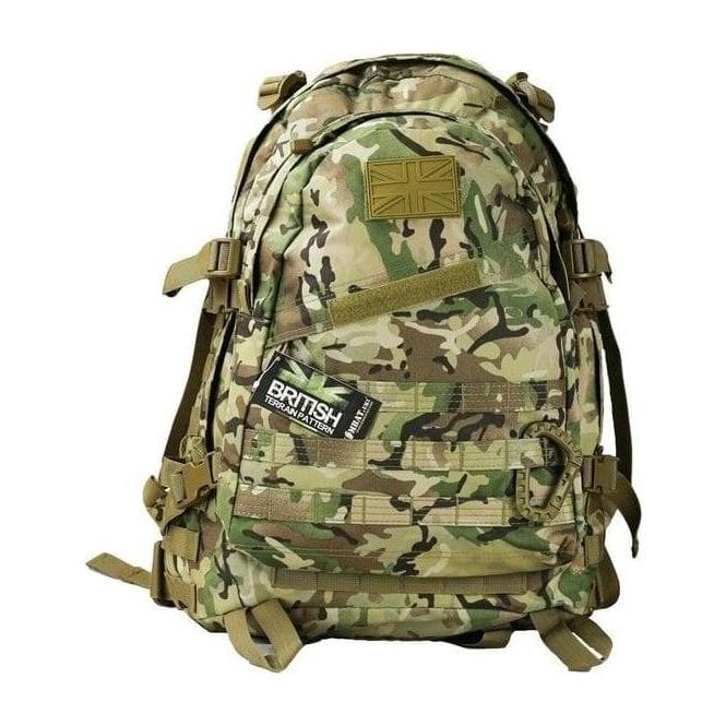 Kombat B.T.P Spec-Ops Pack 45 Litre Rucksack
