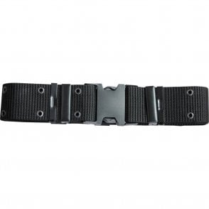 Black Quick Release Belt