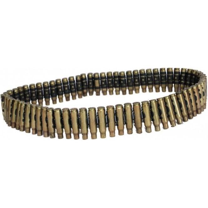 Kombat Brass Bullet Belt