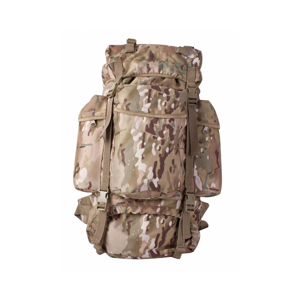 British Military Army US Molle Backpack Tactical Assault Combat Rucksack  Bergen Pack 60L UTP Bag d3bc81e216