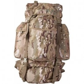 British Military Army US Molle Backpack Tactical Assault Combat Rucksack Bergen Pack 60L UTP Bag