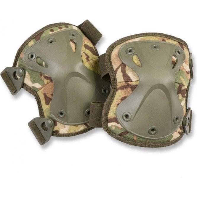Kombat British Terrain Pattern Multicam Special Ops Knee Pads