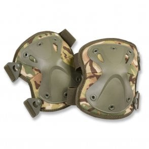 British Terrain Pattern Multicam Special Ops Knee Pads