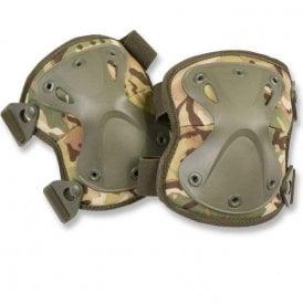 British Terrain Pattern Multicam Special Ops Knee Pads