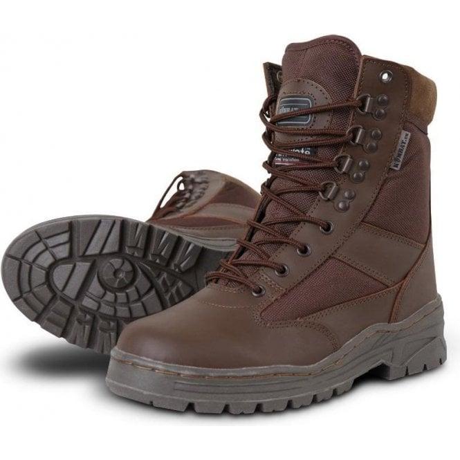 Kombat Brown 50/50 Patrol Boots