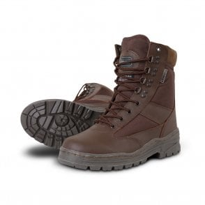 Brown 50/50 Patrol Boots