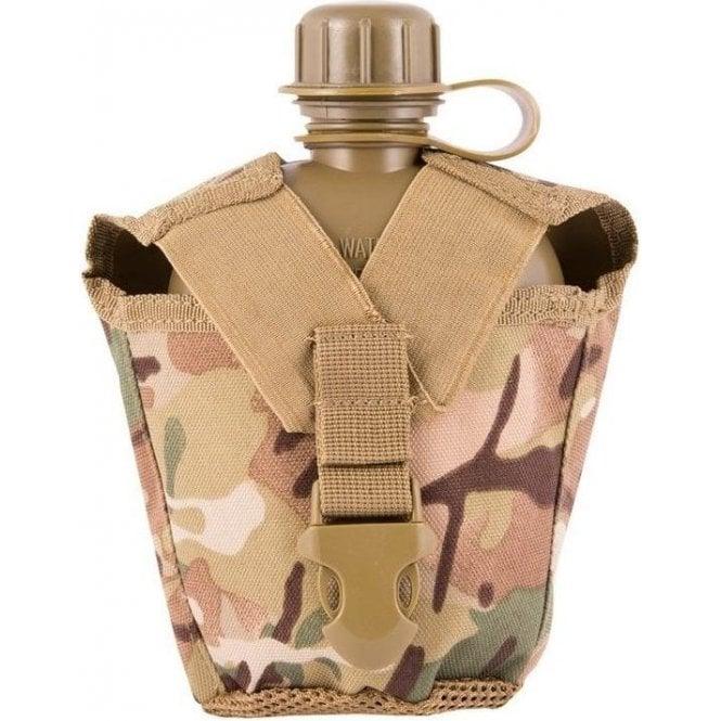 Kombat BTP Water Bottle with Pouch