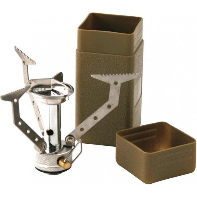 Kombat Commando Compact Gas Stove Cooker