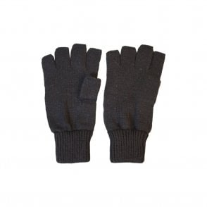 Fingerless Gloves (not lined) - Black