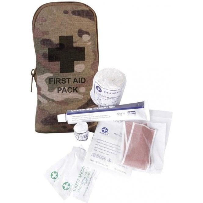 Kombat First Aid Kit Multicam