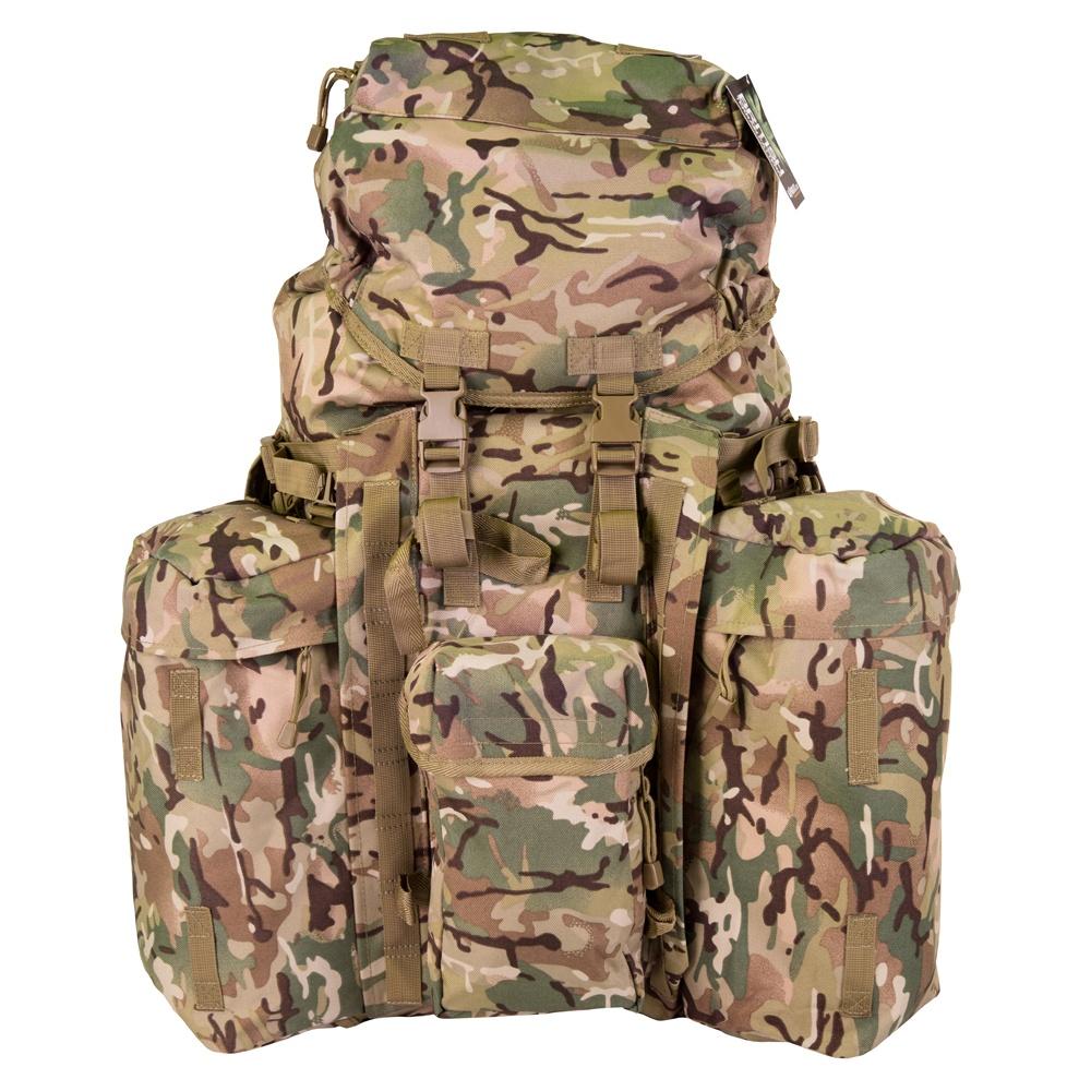 120l bergan rucksack multicam army navy stores uk. Black Bedroom Furniture Sets. Home Design Ideas