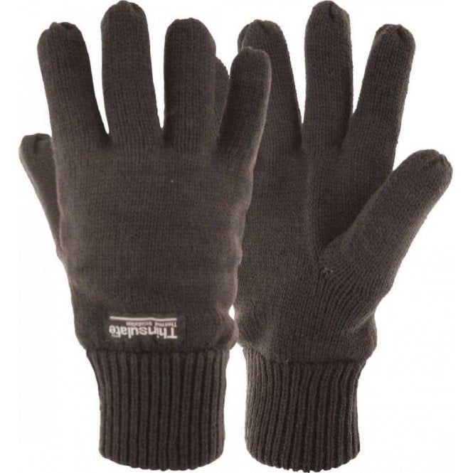 Kombat Knitted Thinsulate Gloves