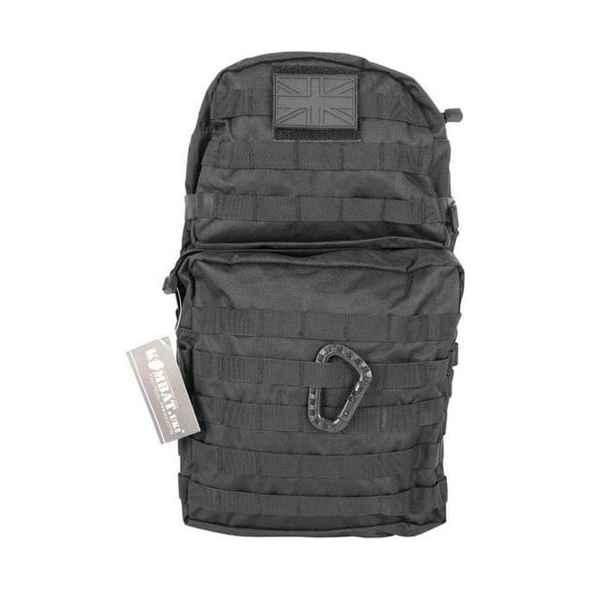 Kombat Medium 40L Black Assault Pack