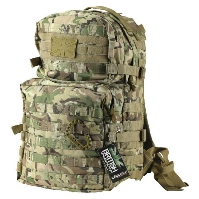 Kombat Medium Molle 40L Assault Pack BTP