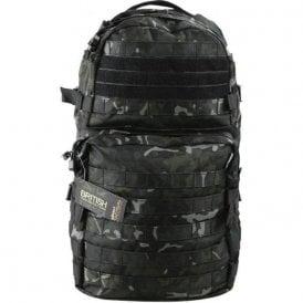 Medium Molle 40L BTP Black Assault Pack