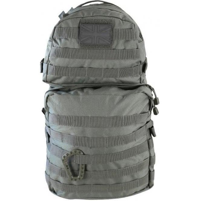 Kombat Medium Molle 40L Grey Assault Pack
