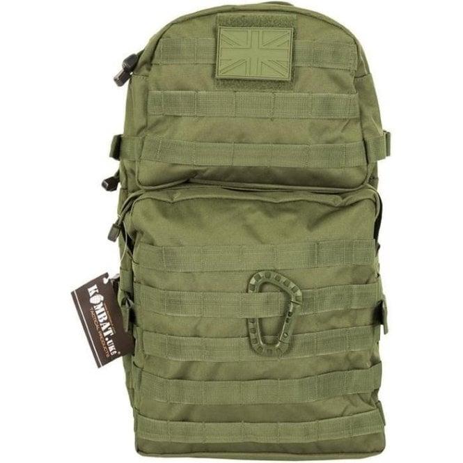 Kombat Medium Molle Assault Pack 40L Olive Green