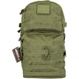 Medium Molle Assault Pack 40L Olive Green