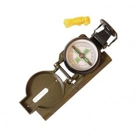 Military Lensmatic Sighting Compass Camping Walking Hiking Orienteering Cadets