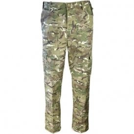 Military Style Combat Trousers BTP