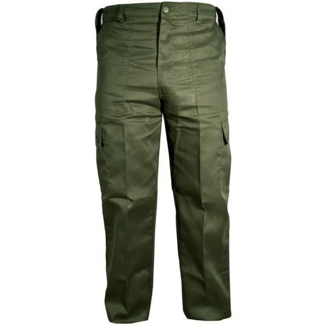 Kombat Military Style Combat Trousers