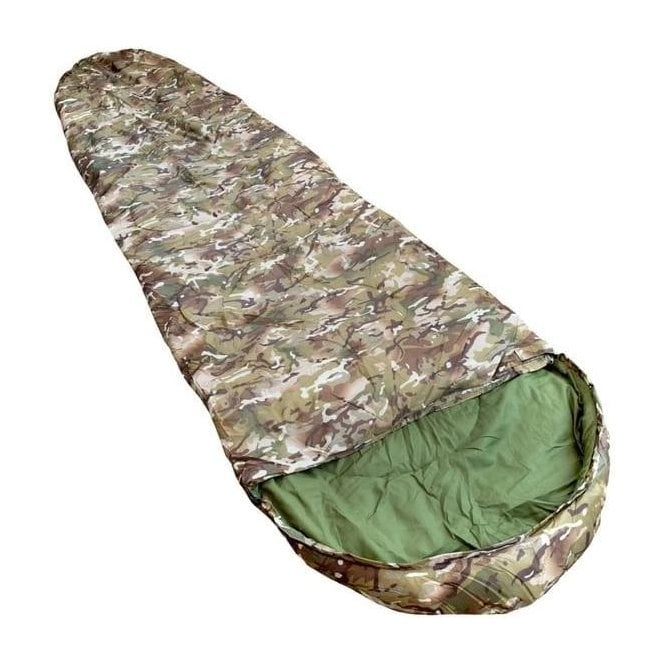 Kombat Military Style Sleeping Bag - BTP