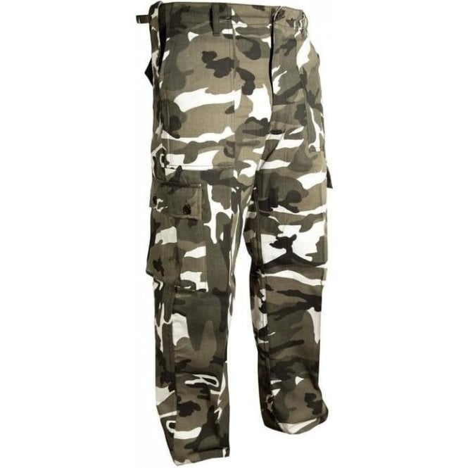Kombat Military Style Urban Camouflage Trousers