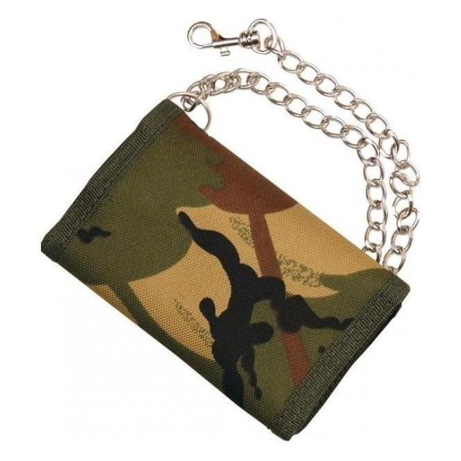 Kombat Military Wallet - DPM