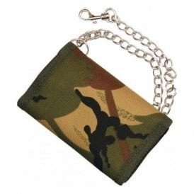 Military Wallet - DPM