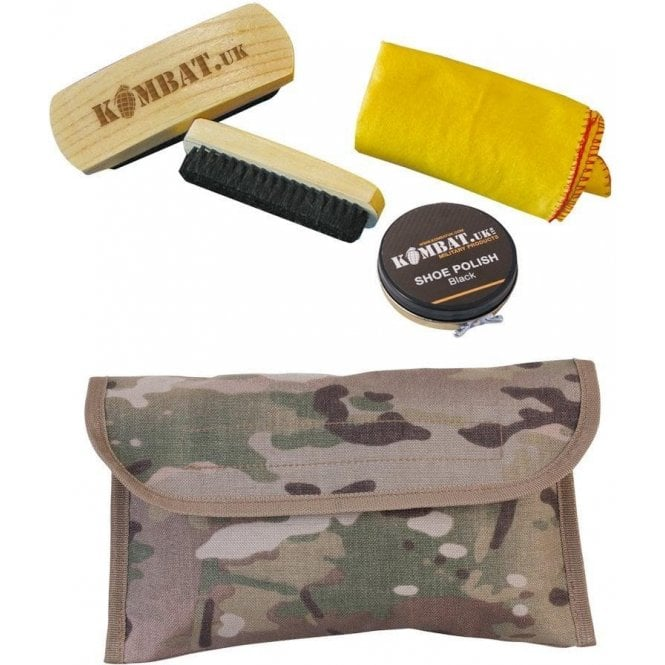 Kombat Multicam Boot Care Kit