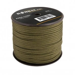 Olive Green Paracord - 100m Reel
