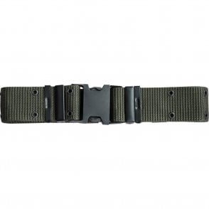 Olive Green Quick Release Belt