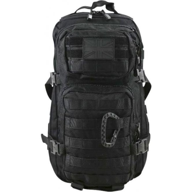 Kombat Small Molle Assault Pack 28L Black