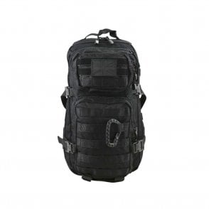 Small Molle Assault Pack 28L Black