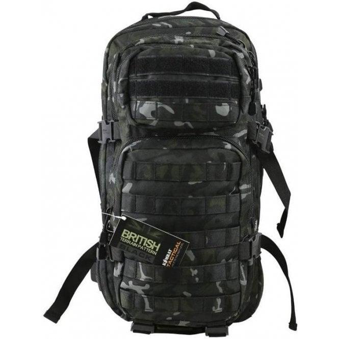 Kombat Small Molle Assault Pack 28L BTP Black