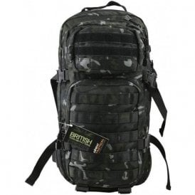 Small Molle Assault Pack 28L BTP Black