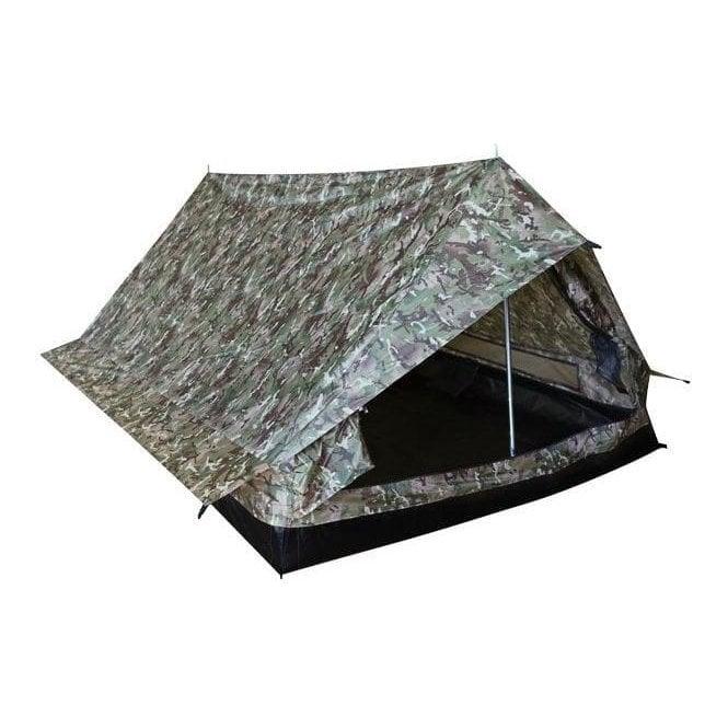 Kombat Trooper Tent - BTP (2 Person, Single Skin)