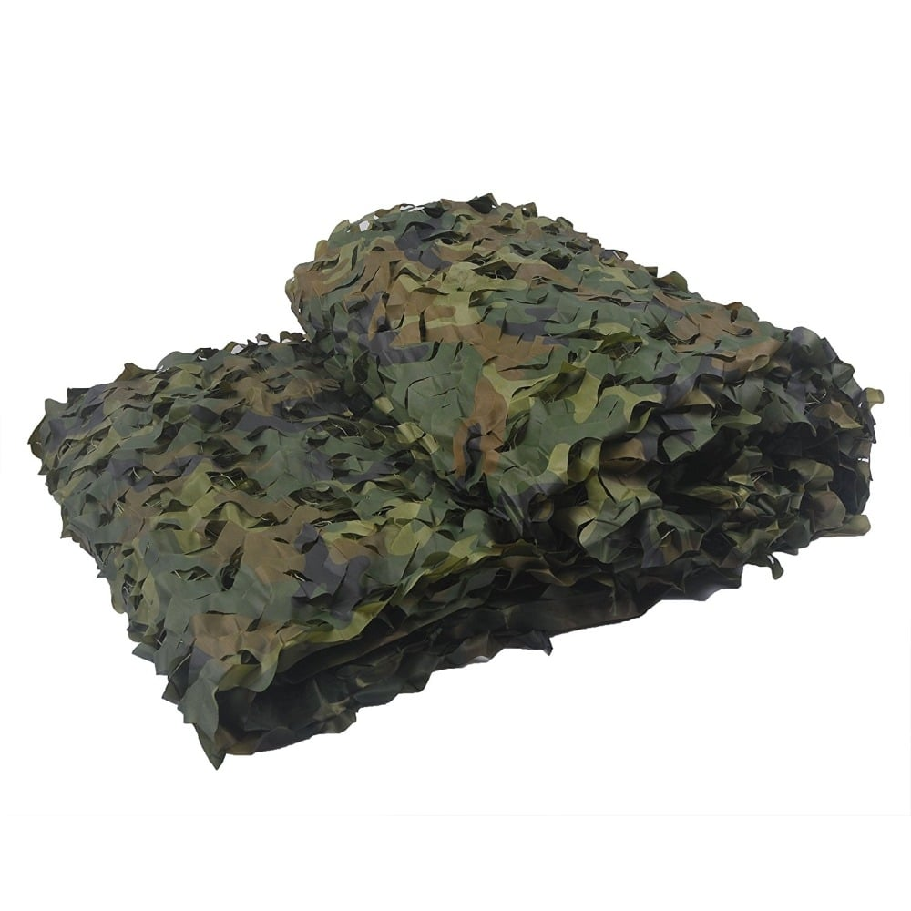 Netting (Woodland Camo) per m² - NEW | South African