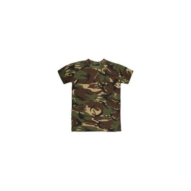 Kombat Woodland/DPM Camo T-shirt