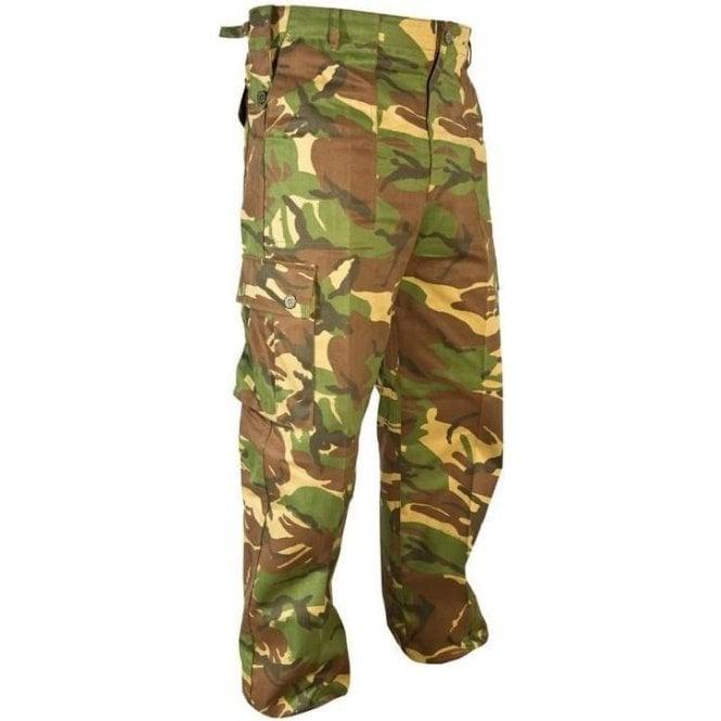 Kombat Woodland DPM Military Style Combat Trousers