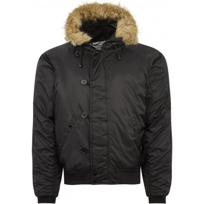 N2B MA3 Short Parka Jacket