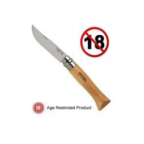 Opinel Classic No.8 Stainless Steel Knife