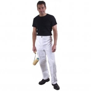 ProDec Cotton Drill Painters Trousers