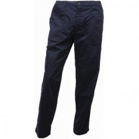 Action Work Trousers Navy