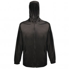 Black Pro Packaway Waterproof & Breathable Jacket