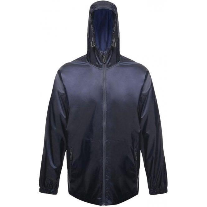 Regatta Navy Pro Packaway Waterproof & Breathable Jacket
