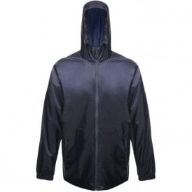 Navy Pro Packaway Waterproof & Breathable Jacket